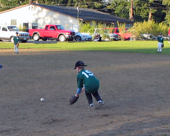 Greg's 2004 Baseball