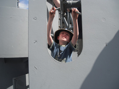 Fathers Day 2012 - Battleship Cove