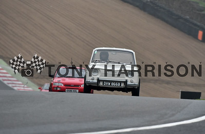 Retro Car Magazine Brands Hatch Track Day 1st June 2016