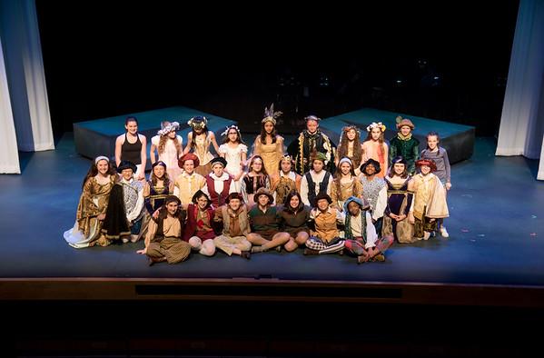 2019 Shakespeare - Period costumes