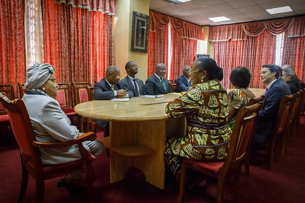 Liberia 2017 Leadership Meetings