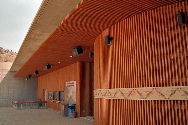 Nk'mip Desert Cultural Centre, June 3, 2009