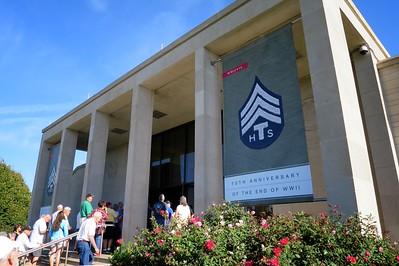 Tour #2 ~ The Truman Presidential Library