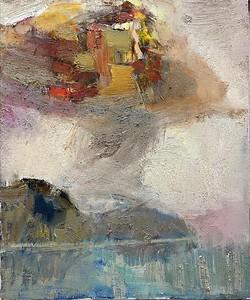 """""""Balaclava"""" (oil on canvas) by Marina Berezina"""