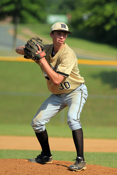 Monticello vs. Freedom baseball 2011