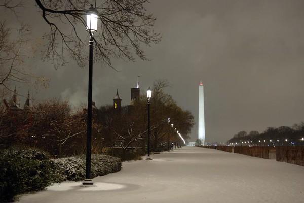 Walkin' in Washington DC