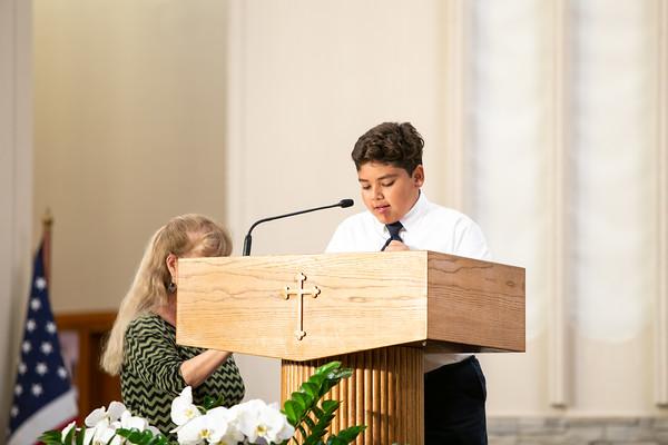 2019 Margaret Alyward Mass