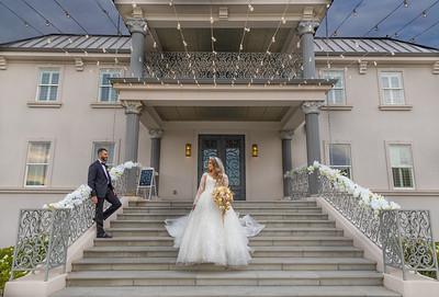 Dania Faissal Wedding Reception