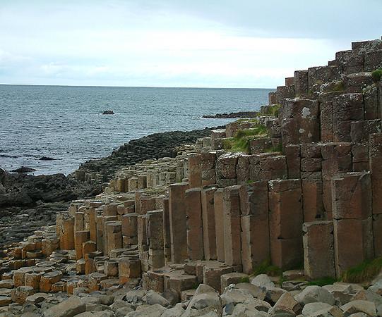 Giant's Causeway - The stones