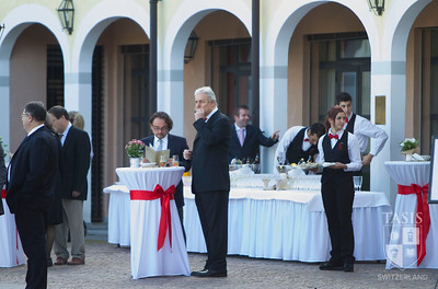 The Gala - Celebration for the Opening of the Ferit Sahenk Fine Arts Center