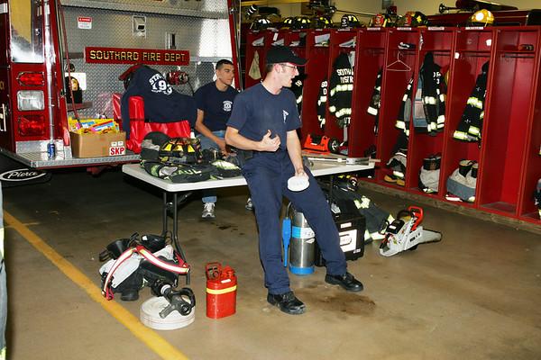 Fire Prevention Cub Scout Presentation 11-17-04