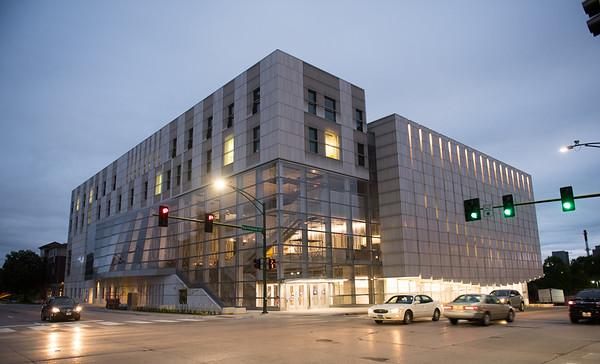 Voxman Music Building