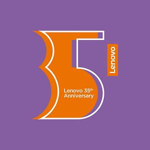 Lenovo 35 Anos