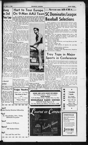 Summer News, Vol. 1, No. 5, July 03, 1946