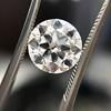 3.01ct Old European Cut Diamond GIA G SI1 19