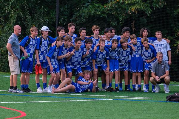 TCS Varsity Soccer 2021