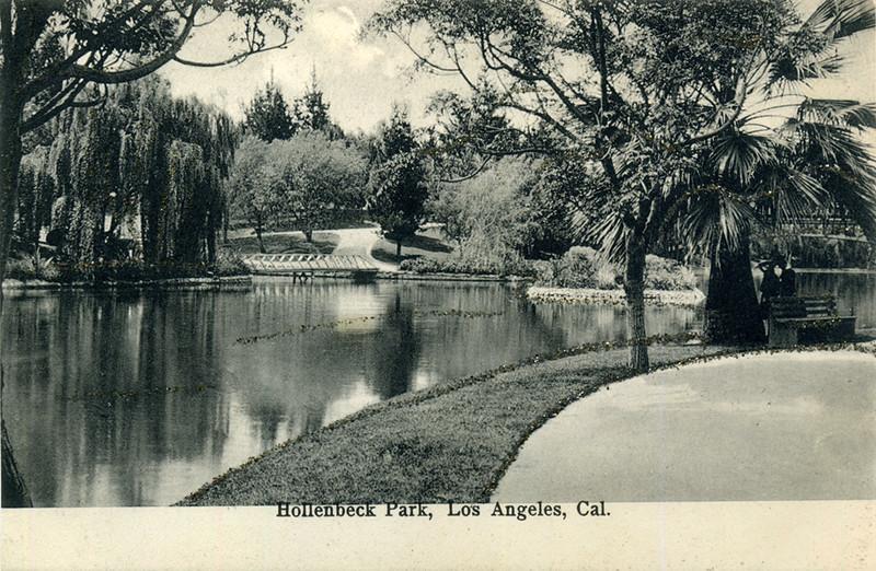 Hollenbeck Park