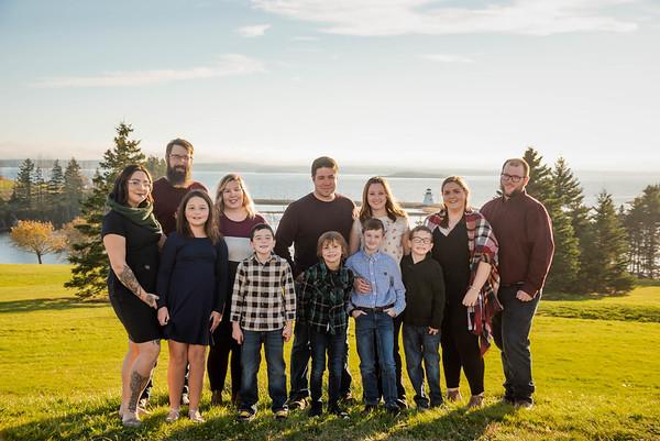 Extended Family Session | Kim Martell