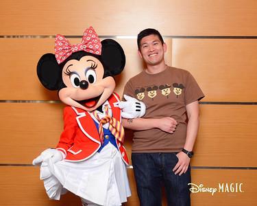 Disney Magic Eastbound Transatlantic Cruise 2016