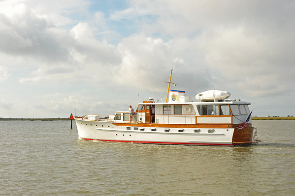 "Trumpy Yacht ""Liberty"" 11-13-18"