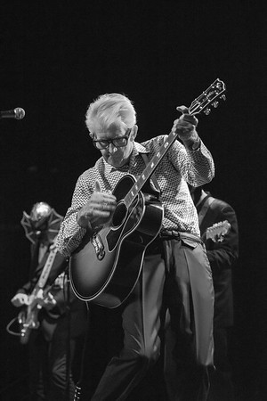 Nick Lowe @ Delmar Hall