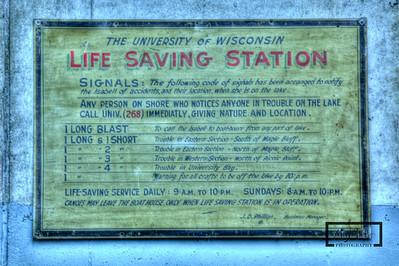 UW Lifesaving Station