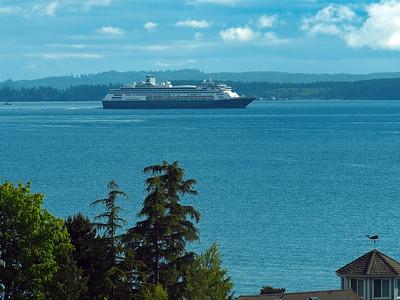 Cruise ships  Mutiny Bay