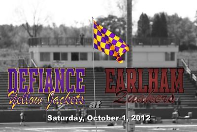 2012 Defiance at Earlham (09-29-12)