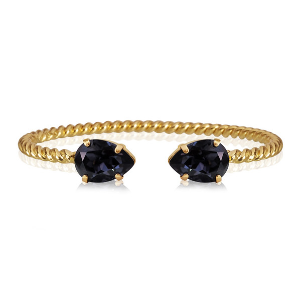 Mini Drop Bracelet_Graphite Gold.jpg