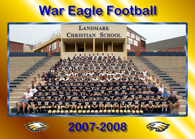 9 & 10 War Eagles Football
