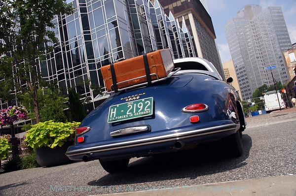 Downtown Parade & Car Display 7.20.2011