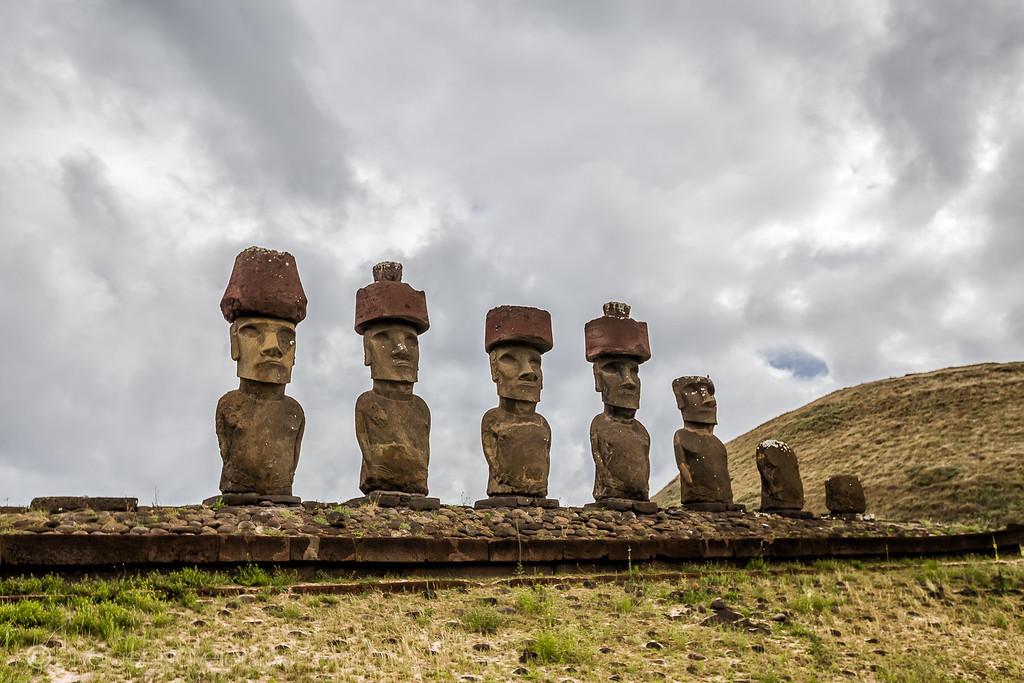 Rapa Nui National Park Easter Island - Lina Stock
