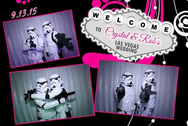 Crystal and Rob's Las Vegas Wedding