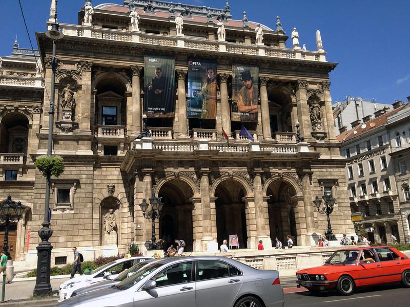 Budapest's Opera House