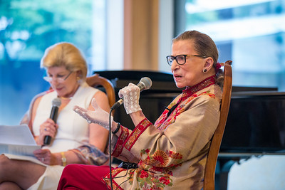 Legacy Society Honors Justice Ginsburg