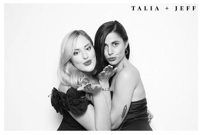 Talia + Jeff