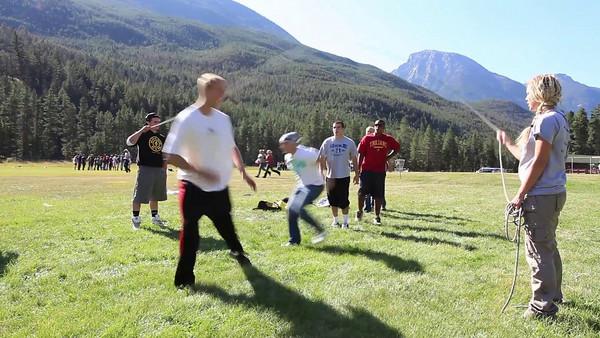Camp on the Boulder '10
