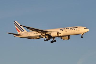 Air France (AF/AFR)