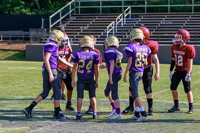 CPA 5th Grade Football 2018