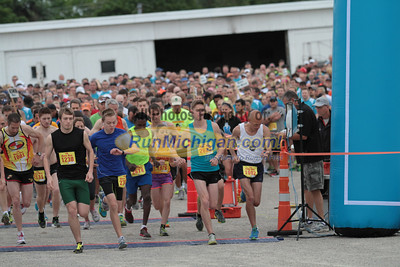 10K Start - 2013 Kona Run