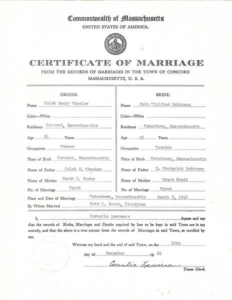 marriage cert ruth caleb 1916.jpg