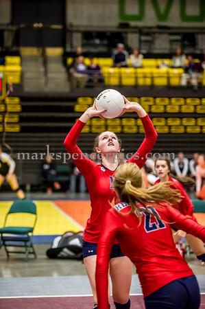Volleyball SHS vs Skyline 11-6-2014