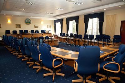 monaghan row council chamber