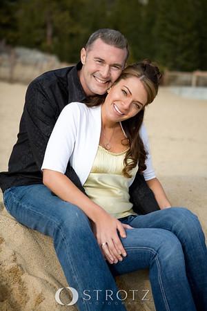 Nicole & Eric Engagement & Wedding Highlights