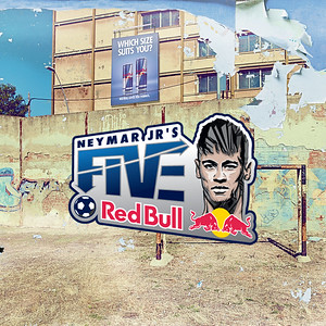 Red Bull | Neymar Jr's Five