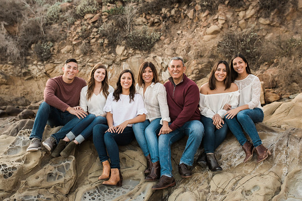 Barragan Family 2017