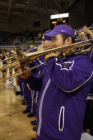 2-5-2011 ECU vs UCF Basketball Pep Band