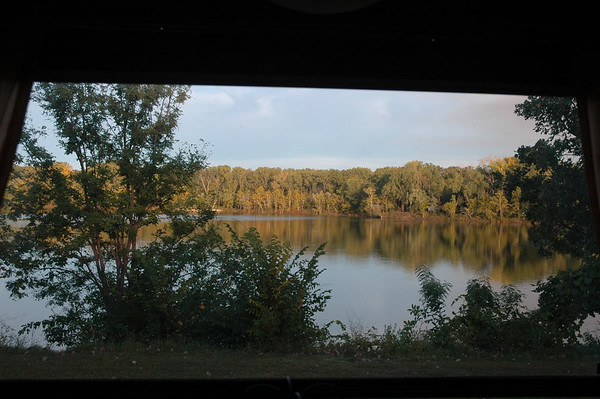 Journal Site 44: Tuttle Creek State Park, Manhattan, Kansas  -  September 28, 2006