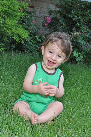 Giovanni 11 months