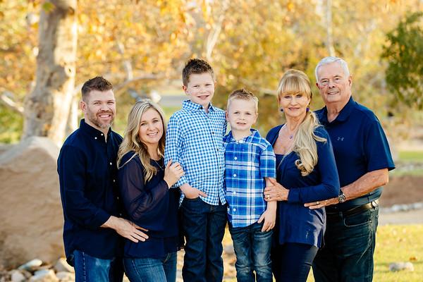 Kinnersley Family 2020